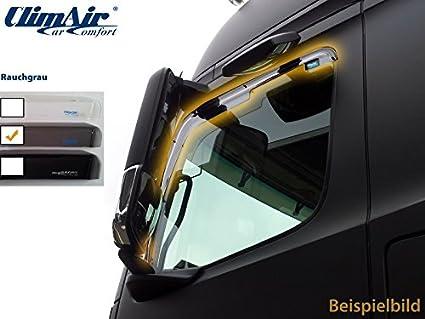 Vordere Windabweiser 1 Set Für Die Fahrer Und Beifahrerseite Cli0046092 Passend Für Ford Transit Custom Typ Fac Fcc 2 Door 2013 Tourneo Custom Typ Fac Fad Auto