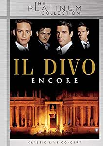Il divo encore dvd movies tv - Il divo amazon ...
