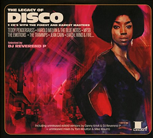 VA - The Legacy Of Disco - (88875198402) - Digipak - 3CD - FLAC - 2016 - WRE Download