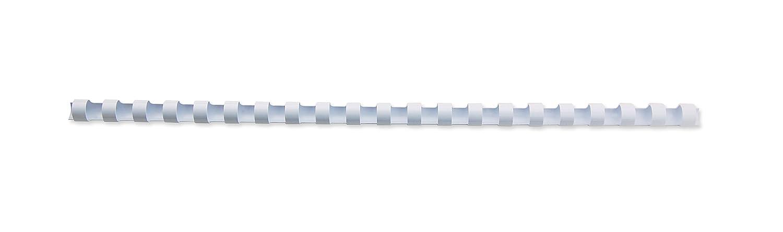 GBC 4028178 CombBind Dorsi per Rilegatura ad Anelli Plastici da 14mm, Confezione da 100 Pezzi, Nero ACCO Brands 334765