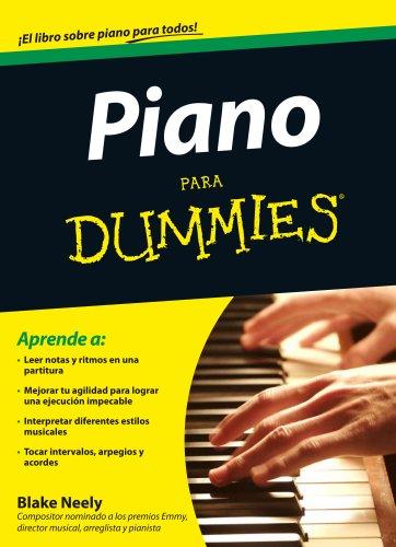 Descargar Libro Piano Para Dummies Blake Neely