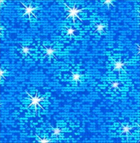 Uppercase Sparkles Decorative Letter Set44; 4 In. - Blue - Trend Enterprises 080044