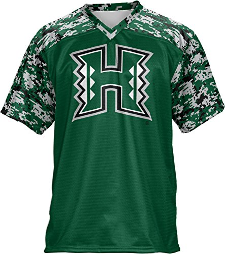ProSphere Men's University of Hawaii Digital Football Fan - In Honolulu Hi Shopping
