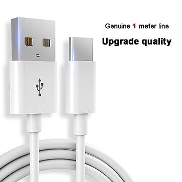 kedejianzhucailiaomena - Cable Cargador de teléfono USB C ...