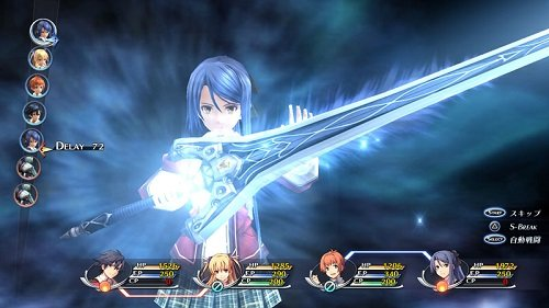 The Legend of Heroes: Trails of Cold Steel - PlayStation Vita by Xseed (Image #3)