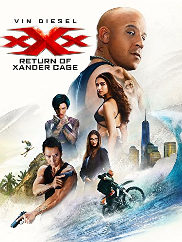 XXX: Return Of Xander Cage (Fast And The Furious 1 Green Car)