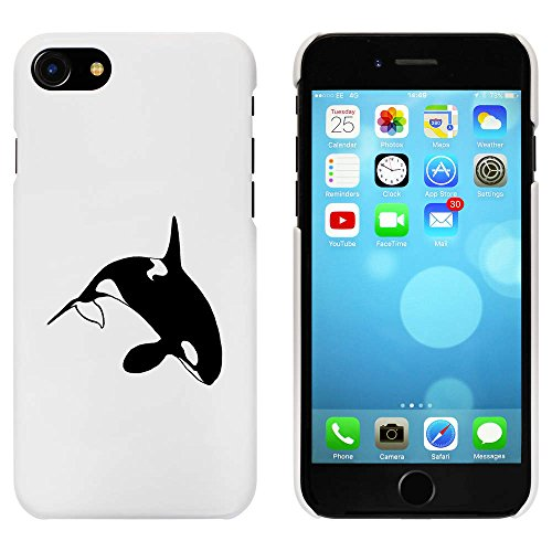 Blanc 'Orque' étui / housse pour iPhone 7 (MC00059678)
