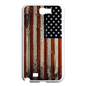 American Flag Classic Personalized Phone Case for Samsung Galaxy Note 2 N7100,custom cover case ygtg-774417