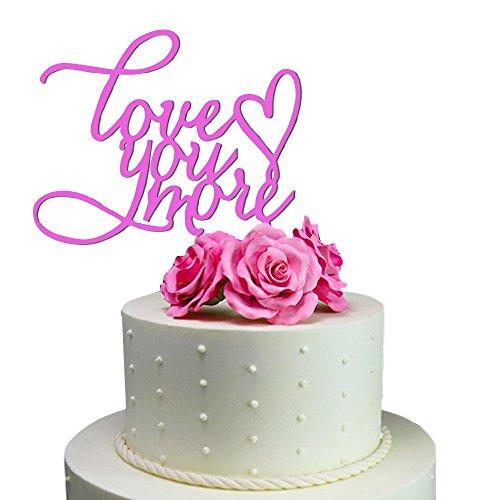 Sugar Yeti Made Wedding Topper product image