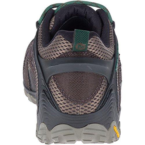 Shoes Chameleon 7 Slam Hiking Lightweight Marr�n Breathable Mesh Merrell Mens 8ZqSgUn