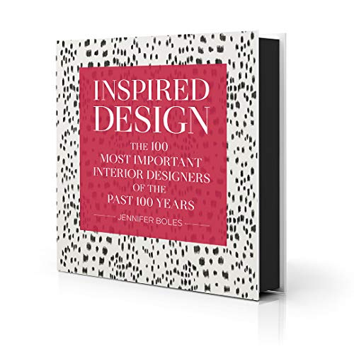 (Inspired Design: The 100 Most Important Designers of the Past 100 Years)