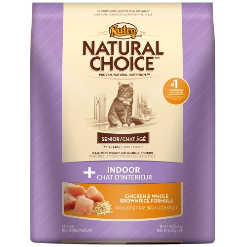 Nutro Natural Choice Indoor Cat Food Reviews