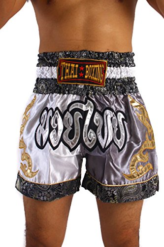 Muay Thai Men's Thai Boxing Shorts Muay Thai - Classic Muay Thai Shorts