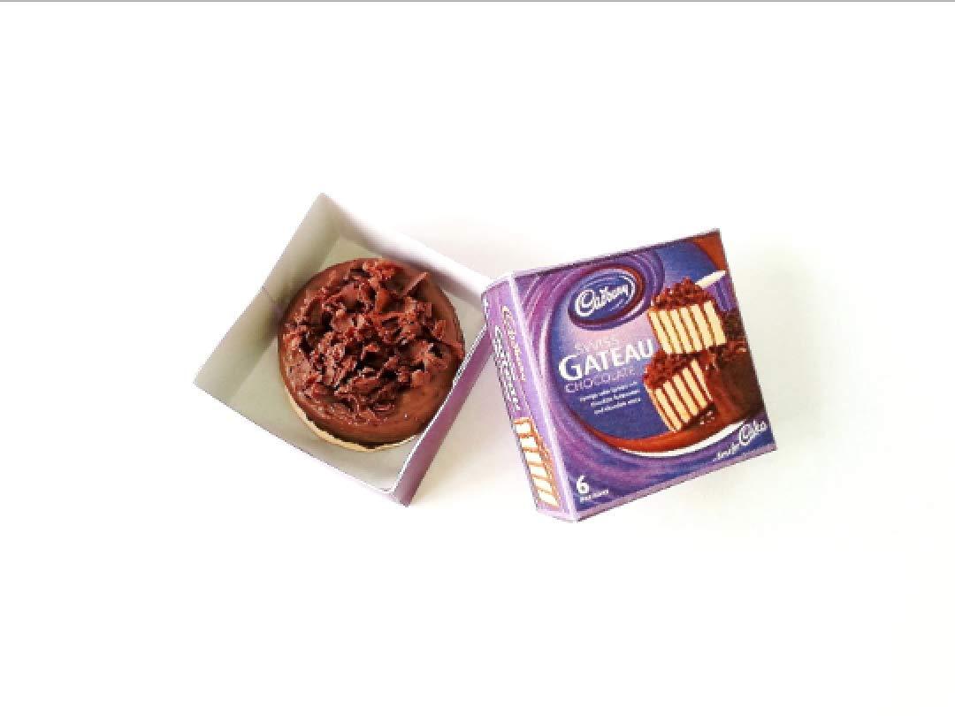 Cadbury Miniature cake scale 1:12
