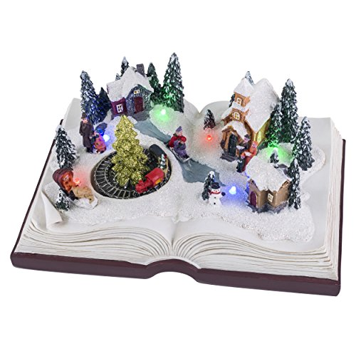 Mr. Christmas 22816 Animated Musical Storybook One Size Multicolor