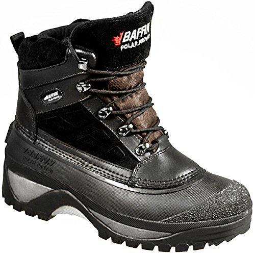 Baffin Men's Maple Snow Boot - Black - 11 D(M) US