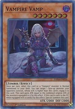 EDIZIONE Vampiro dominazione Dasa-de011 Secret Rare 1