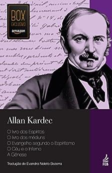 Obras básicas do Espiritismo eBook: Allan Kardec: Amazon.com.br: Loja Kindle