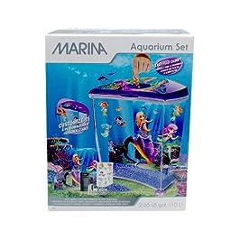Marina Plastic Mermaid Betta Aquarium Decor