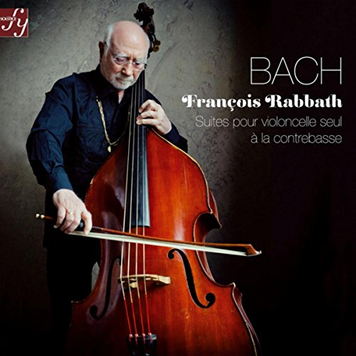 Bach: 6 Cello Suites played on Double Bass