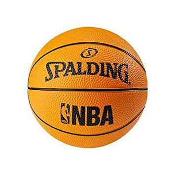 Spalding NBA Miniball Basketball Ball orange 1 SPAPO|#Spalding 3001594020011