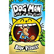 Dog-Man-Lord-of-the-Fleas-From-the-Creator-of-Captain-Underpants-Dog-Man-5Paperback–4-July-2019
