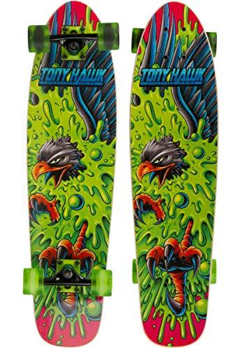 TONY HAWK 31″ Complete Cruiser Skateboard – Graphic Longboard