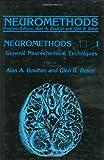 General Neurochemical Techniques, , 089603075X