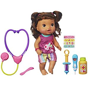 Amazon Com Baby Alive Make Me Better Baby Doll Toys Amp Games