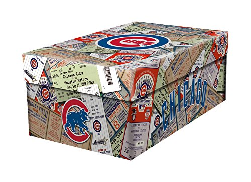 UPC 099304094075, Chicago Cubs MLB Ticket Souvenir Box