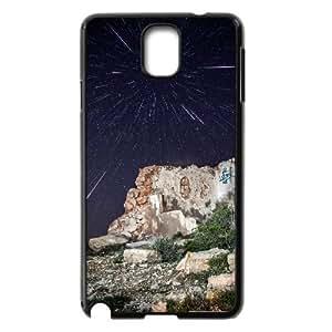 Samsung Galaxy Note 3 Case, Star Rain 2 Anti Fall Case for Samsung Galaxy Note 3 {Black}