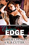 Desire's Edge: A Novel of Romance and Polyamory (The Razor Trilogy)