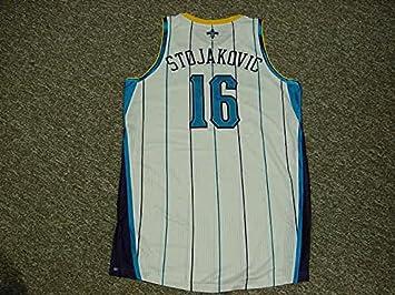 Peja Stojakovic New Orleans Hornets