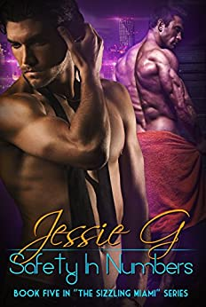 Safety In Numbers (Sizzling Miami Series Book 5) by [G, Jessie]