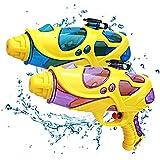 Weoxpr 2 Pack Water Squirt Gun, Water Gun for...