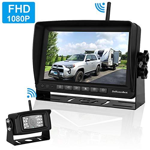 Best High Speed Cameras - FHD 1080P Digital Wireless Backup Camera