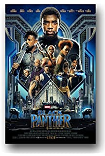 Amazon Com Black Panther Teaser Poster 24x36 Posters Prints