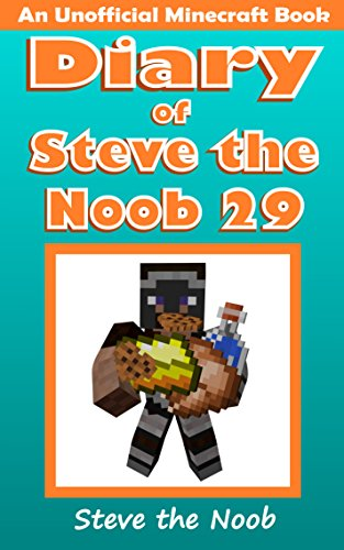 Zombie Halloween Food Ideas (Diary of Steve the Noob 29 (An Unofficial Minecraft Book) (Diary of Steve the Noob)