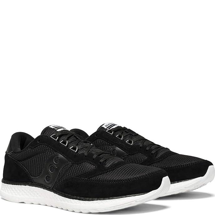 Saucony Originals 索康尼 Freedom Runner 男式复古跑鞋 7.5码2.7折$32.53 海淘转运到手约¥321