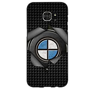 Ipod Touch 6th Generation Cover Case, Handsome Cool Bayerische Motoren Werke AG Phone Case fit for Ipod Touch 6th Generation TPU&PC Case(Online)
