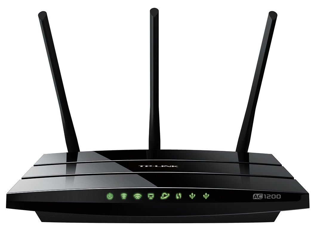 TP-Link AC1200 Gigabit Wireless Wi-Fi Router