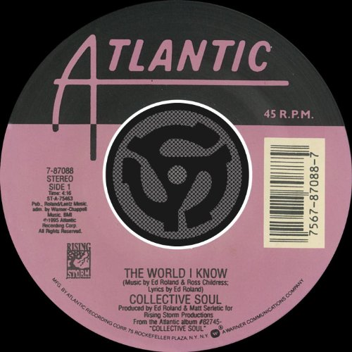 The World I Know / Smashing Yo...