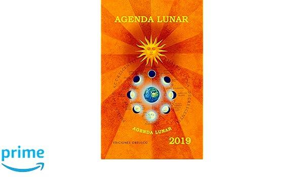 Agenda Lunar 2019 (AGENDAS): Amazon.es: HOLDNAPTÁR, ANNA ...