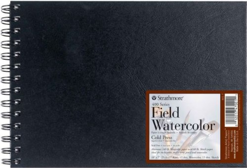Strathmore Wire Bound Field Watercolor product image
