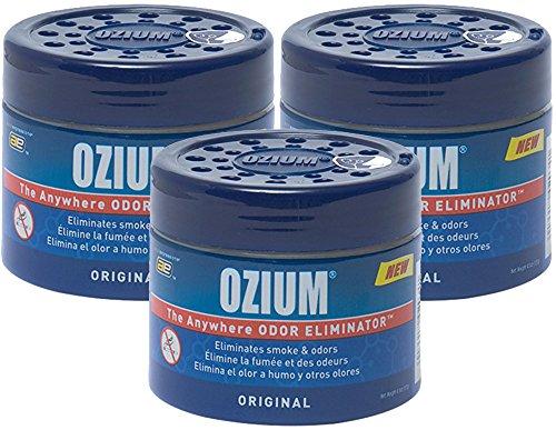 Ozium Glycolized Gel Air Freshener & Sanitizer (4.5 oz.) - 3 -