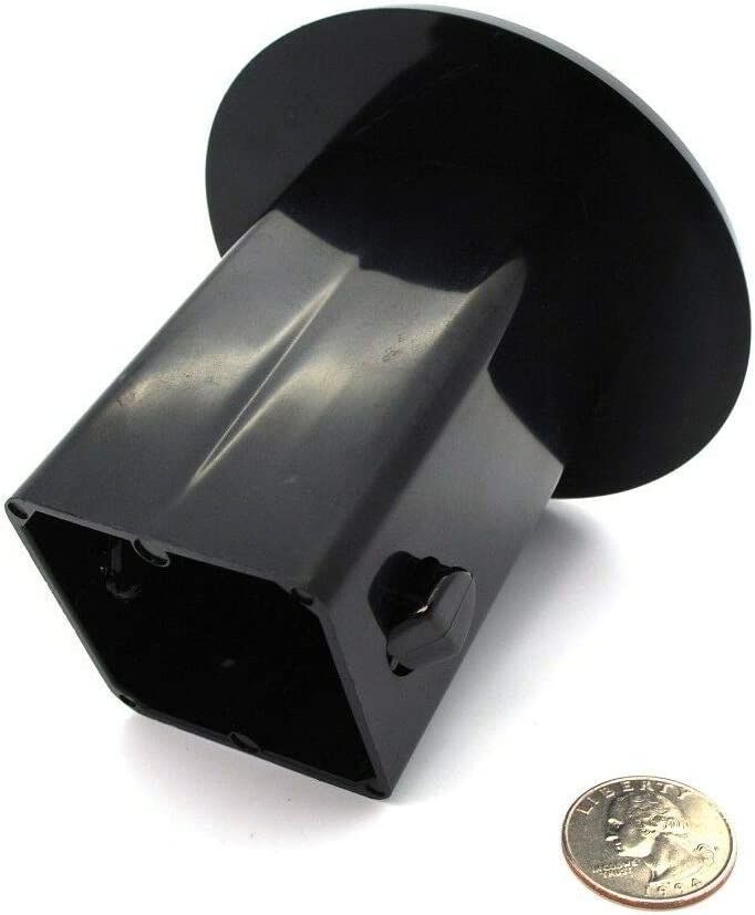 USMC Marines Cool Tuning Billion/_Store 2 Tow Hitch Receiver Plug Cover Insert for SUV /& Truck