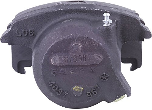 Cardone 18-4076 Remanufactured Domestic Friction Ready (Unloaded) Brake (Chrome Caliper Mounting)