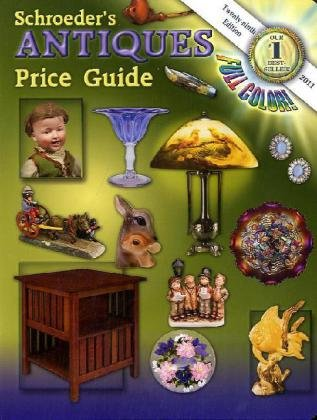 Schroeder's Antiques Price Guide, 2011, 29th ()