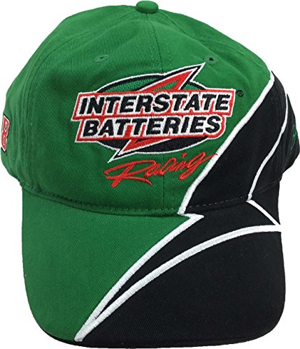 NASCAR Vintage Interstate Batteries Racing #18 Bobby Labonte Trackside Pit Cap Hat