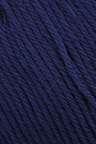 Classic Elite - Liberty Wool Knitting Yarn - Midnight Blue (# 7879)